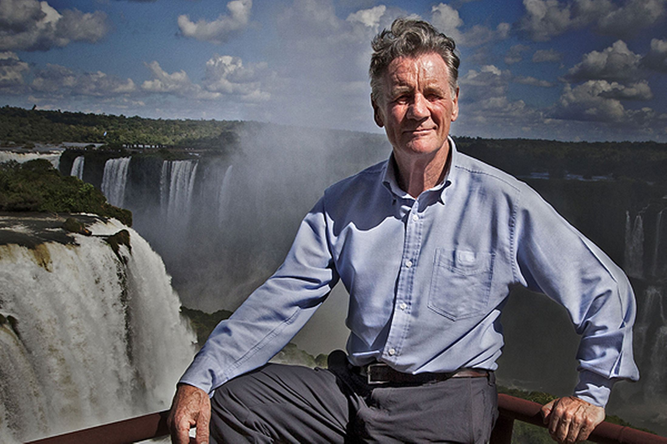 Brazil with Michael Palin-cataratas