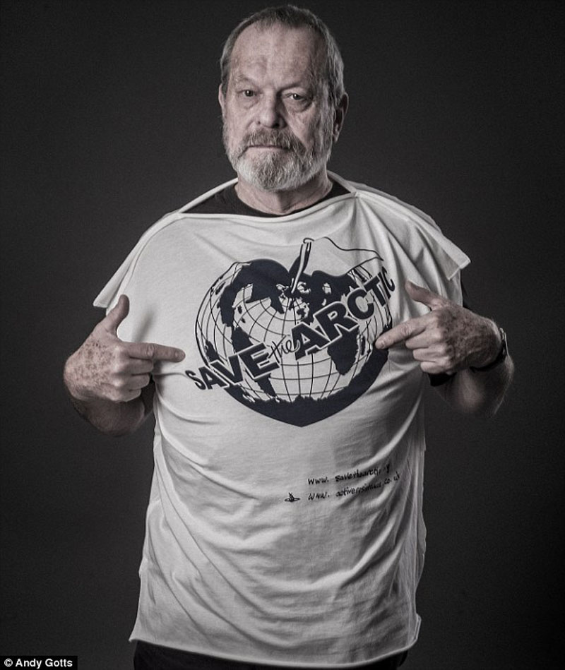 Save-Artic-terry-gilliam-camiseta