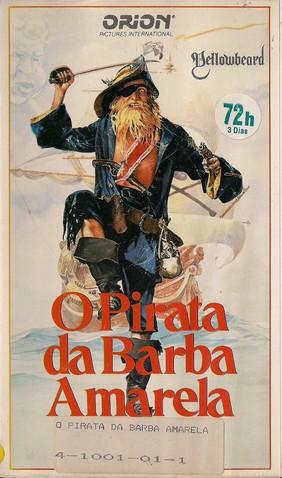 pirata barba amarela graham chapman