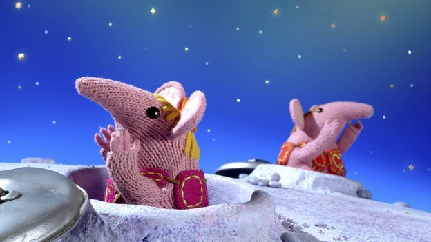 michael palin monty python the clangers