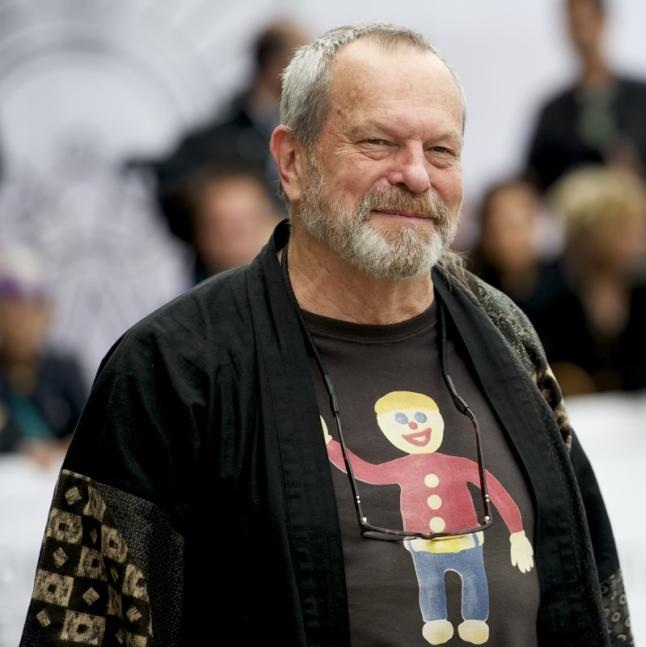 terry gilliam manda bala
