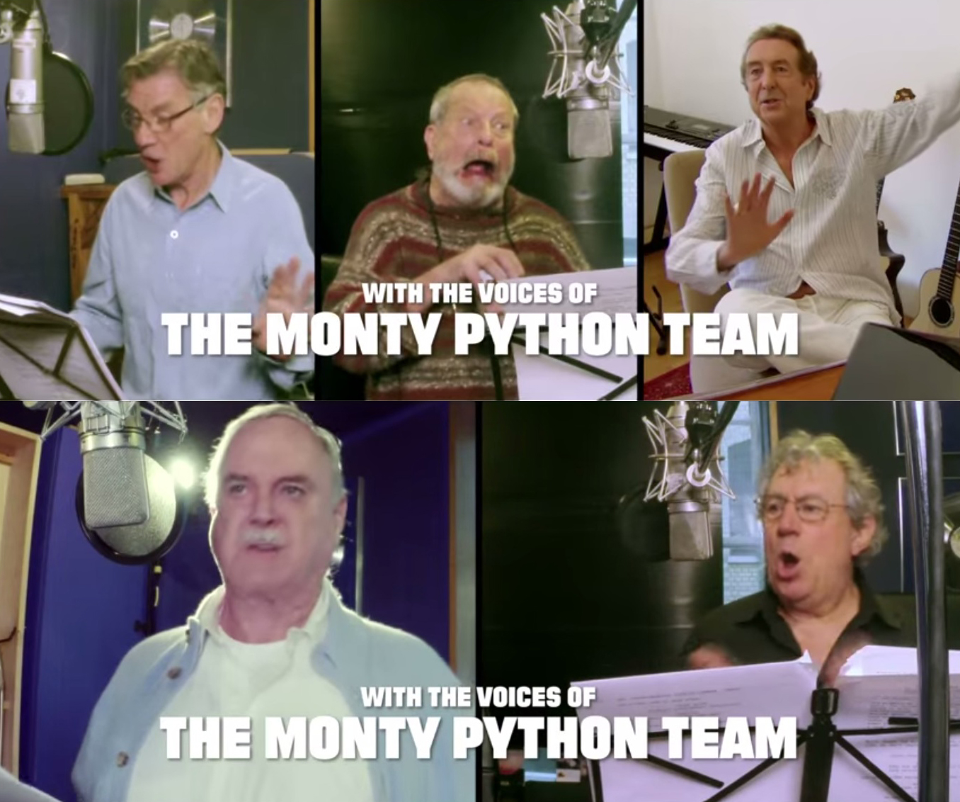 absolutely anything pythons