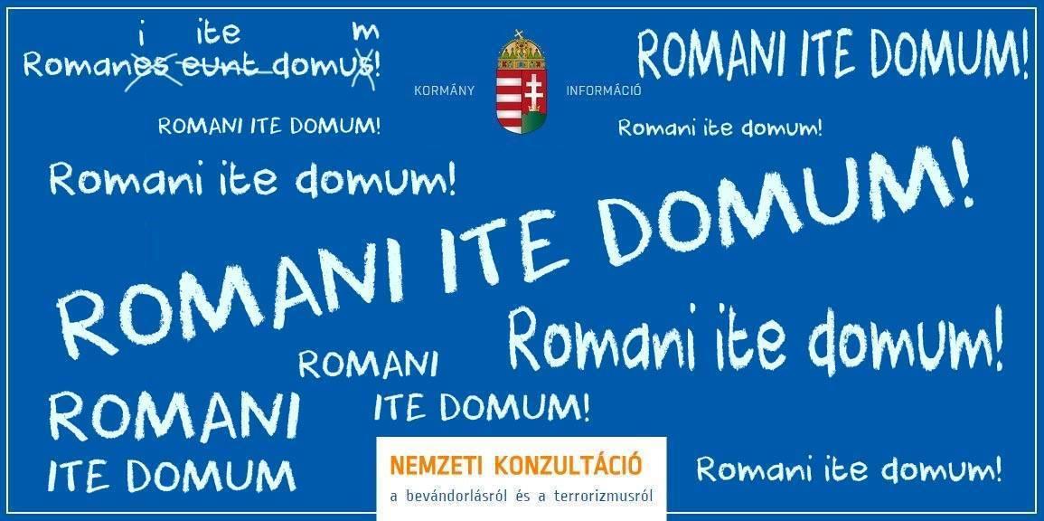 Romans-go-home
