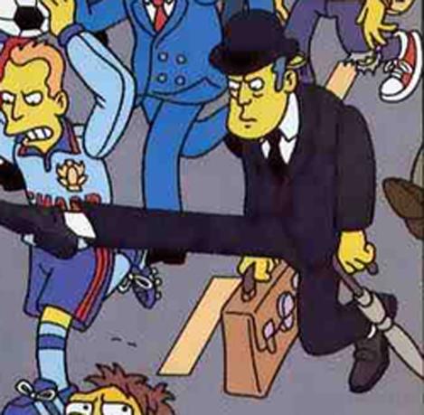 Simpsons e a homenagem a Monty Python