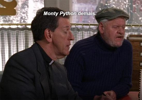 gilmore-girls-monty-python