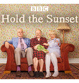 Hold the Sunset, a nova série de John Cleese