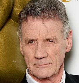 Michael Palin está feliz por estar vivo
