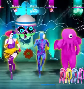 O game Just Dance 2020