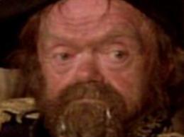 O anão que representa Terry Gilliam