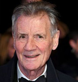 Michael Palin Enganou a Imprensa