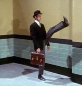 O Ministro do Andar Tolo com câncer na perna