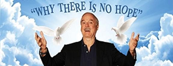 John Cleese Vai Transmitir Show Online de Comédia Ao Vivo