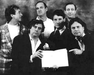 Sabe diferenciar os membros do Monty Python?