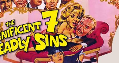Graham Chapman Escreveu Dois Curtas Sobre Os 7 Pecados Capitais
