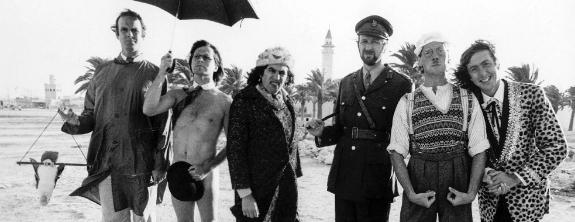 Como Vocês Diferenciam os Membros do Monty Python?