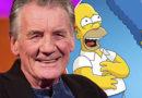 Michael Palin Gravou Sua Participação no Desenho Os Simpsons