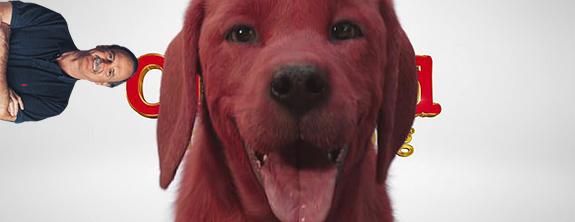 Clifford, o Cachorro Gigante: Filme com John Cleese Ganha Trailer