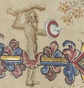 A piada do Monty Python encontrada num manuscrito medieval