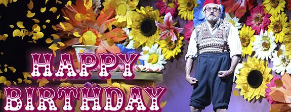 Terry Gilliam Pediu Cogumelos Alucinógenos de Presente de Aniversário