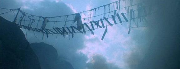 Sabe Quem Foi o Responsável Pela Cena da Ponte da Morte?
