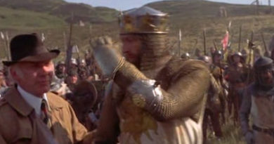 Rei Arthur Foi Preso Injustamente Pela Morte do Historiador?