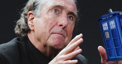 Um Membro do Monty Python Como Doctor Who?